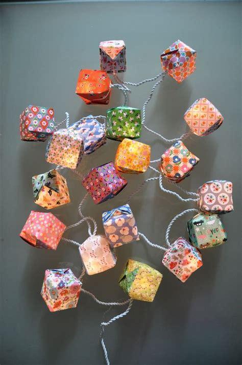 Origami Seamless Cube - sup 233 rieur cube en origami papier 3 origami seamless cube