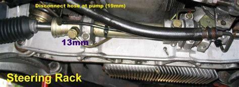the porsche 944 steering rack