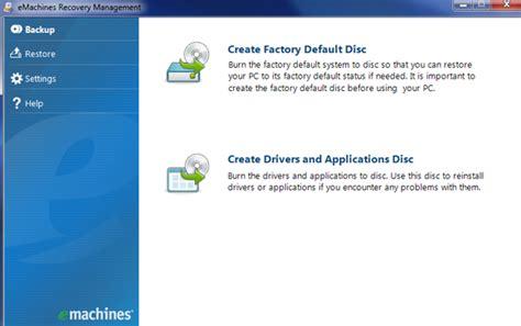 Emachine Password Reset Vista | emachine windows 7 recovery disk