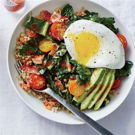easy egg recipes for dinner cooking light