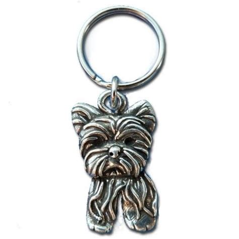 yorkie keychain yorkie keychain dogkeychain http www themagiczoo catalogsearch result cat q