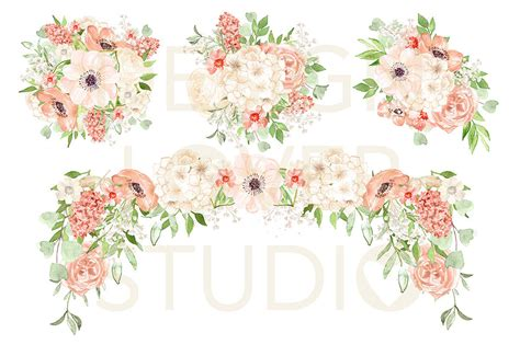 Floral Pencil Pink flower clipart pink floral pencil and in color
