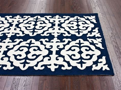 navy and white striped area rug navy blue and white area rugs home design ideas