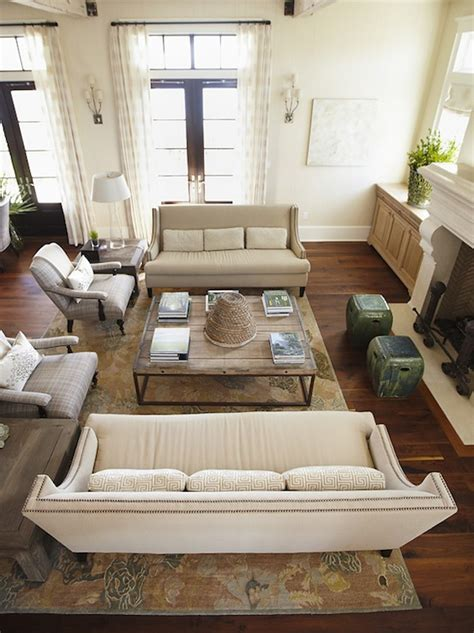 Sofa Arrangement by Why You Should Arrange Two Identical Sofas Opposite Of