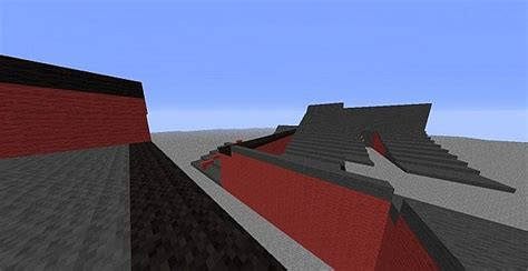 Sheckler House by Tech Deck Sheckler Warehouse Minecraft Project