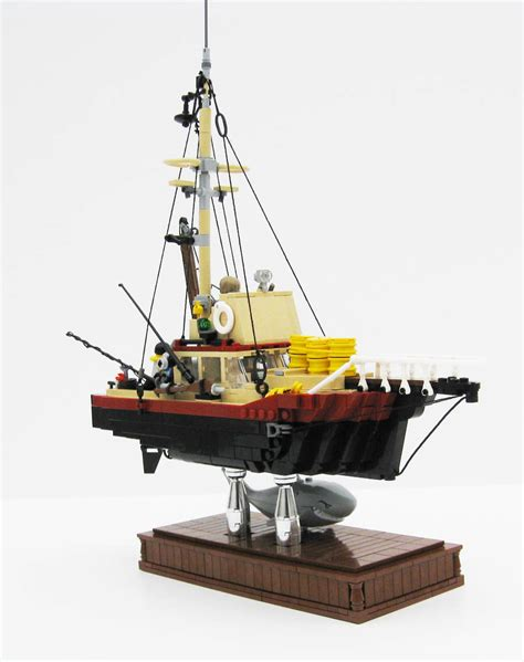 lego orca boat instructions i think he s come back for his noon feeding the