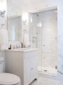design ideas small white bathroom vanities:  cabinets white cabinets an alcove shower a two piece toilet white