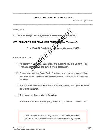 bill of entry cancellation letter format notice of entry usa templates agreements