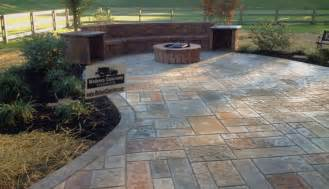 What Is Stamped Concrete Patio Walkers Concrete Llc Stamped Concrete Patio Ideas
