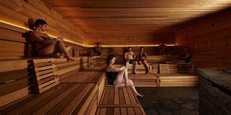 sauna in our saunas thermea saunas massages treatments