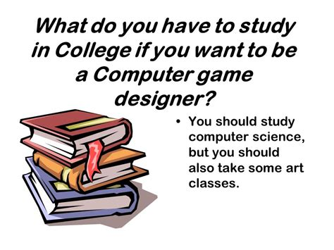 What Major Do You Need To Get An Mba by Computer Designer Ppt