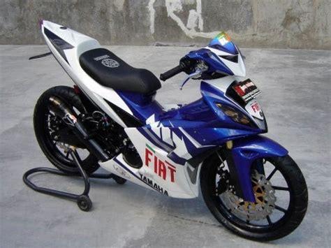Modif Jupiter Mx Yang Baru by Modifikasi Motor Yamaha 2016 Modif Jupiter Mx Yg Baru