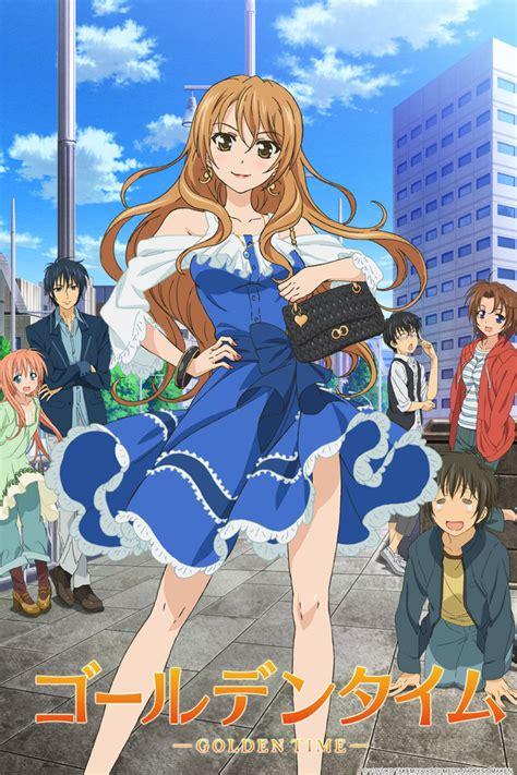 anime golden time crunchyroll golden time full episodes streaming online