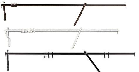 Swing Curtain Rod » Home Design 2017