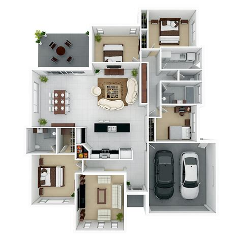 floor plan in 3d floor plans 3d design studio floor plan company