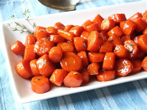 carrot recipes dish bourbon glazed carrots special occasion carrot side dish