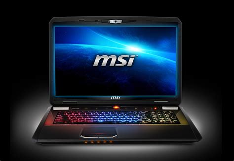 Msi Miracle Blue Original 100 1 post arena gaming laptop msi gt70