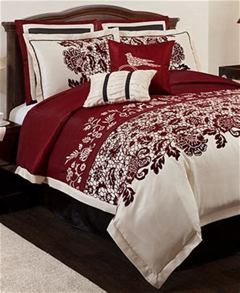 estate garden 8 piece comforter sets bed in a bag