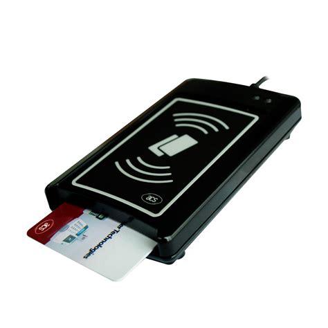 Usb Smart Card Reader mifare reader acr1281u c1 dualboost ii usb dual