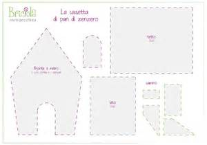 Gingerbread House Patterns Templates » Home Design 2017