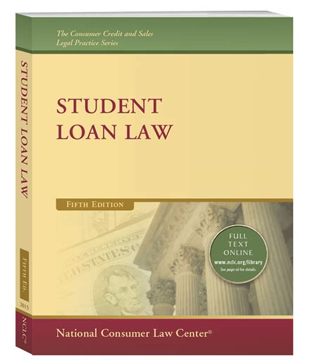 my student loans books debtor rights nclc digital library