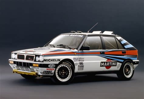 lancia delta integrale b a rally legend from italy the lancia delta hf integrale