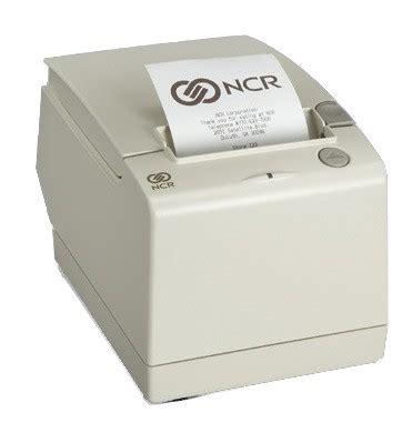 ncr 7197 thermal printer white ncr7197swn