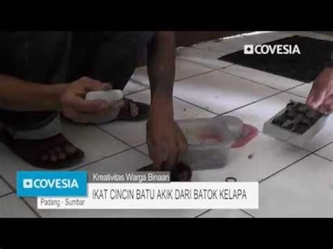 Pipa Rokok Kayu Walikukun Kombinasi Tulang Sapi Model 07 kreasi unik cicin dari limbah tanduk kerbau di banjar
