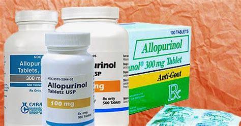 Obat Zyloric apa obat asam urat generik yang dijual di apotik