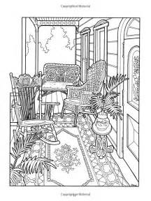 victorian house coloring book coloriages