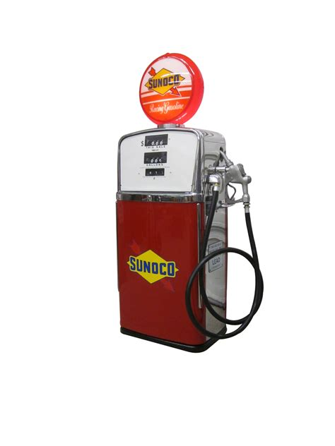 Sharp 1958 A.O.Smith model 483 gas pump completely