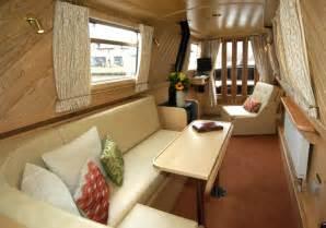 interior designer walnut designs narrowboat interior