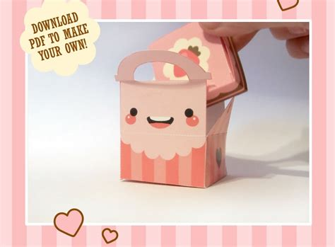K Dynary Usa Care Out Original From Thailand diy valentines cake cake box by milkbun on packaging of