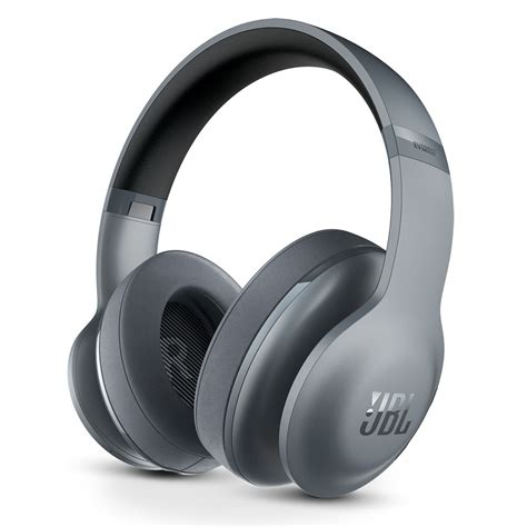 Headset Wireless Jbl jbl everest 700 around ear wireless headphones gray