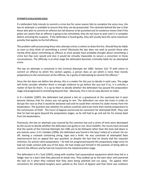 Omissions Criminal Essay by Criminal On Omission Uk Essays Articlesyellow X Fc2