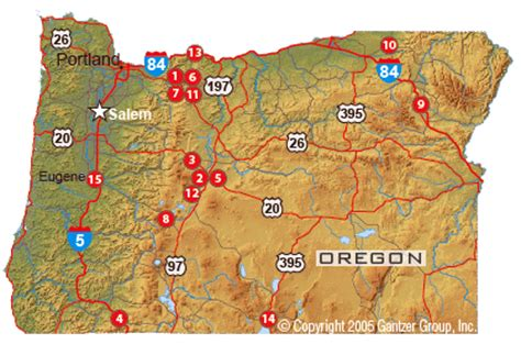 map of oregon ski resorts oregon lift ticket discount coupons for skiing and
