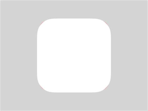 blank app template blank iphone icon png wesharepics