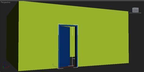 Gamis Payet Buka Pintu 1 tutorial cara pasang pintu jendela 3ds max