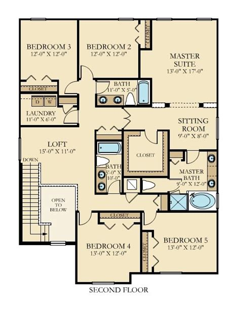 Madison Residences Floor Plan by Madison New Home Plan In Concord Station Concord Station