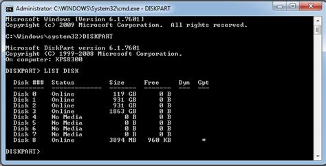 format disk as gpt diskpart use of diskpart to clean the hdd ssd the unofficial