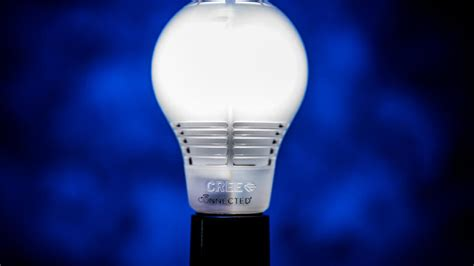 Connected Lights by Cree Connected Led Bulb Review Cnet