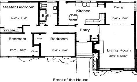 house floor plans free 3 bedroom house plans free simple 3 bedroom house plans house plans 1 level treesranch