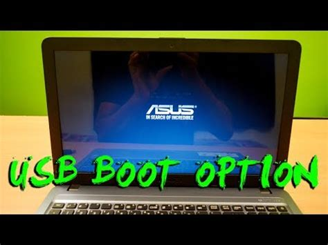 Asus Laptop X551m Bios Update asus x555l bios boot from usb disk drive repeatvid