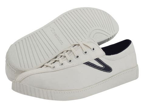 tretorn sneakers lyst tretorn nylite canvas in white for