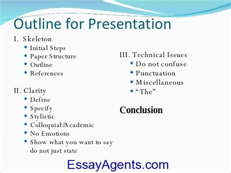 Topic Presentation Outline by Creative Powerpoint Presentation Topics For College Students The Best Essay Writing Service
