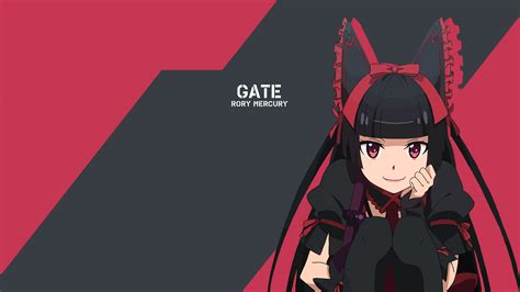 wallpaper anime gate gate wallpaper and background image 1600x900 id 738189
