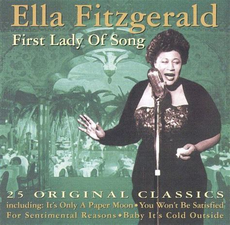 song ella fitzgerald of song prism ella fitzgerald songs