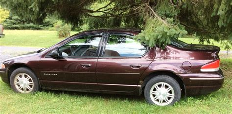 chrysler cirrus 1995 1995 chrysler cirrus sedan