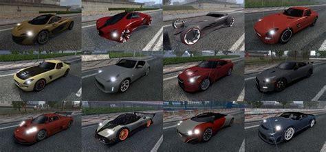 mod game asphalt 8 asphalt 8 traffic pack update ets2 mods euro truck