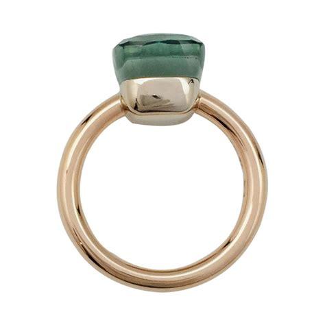 Pomellato Nudo Collection Gold Pomellato Ring Quot Nudo Quot Collection Prasiolite